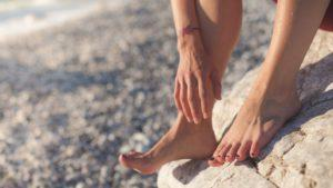 ankle treatment from a podiatrist in Merrick